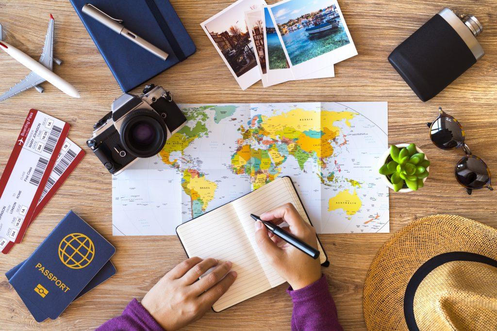 reisvoorbereiding