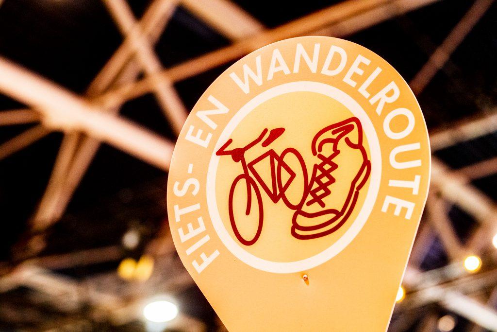 fiets-en-wandel-route