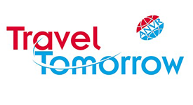 ANVR Travel Tomorrow logo