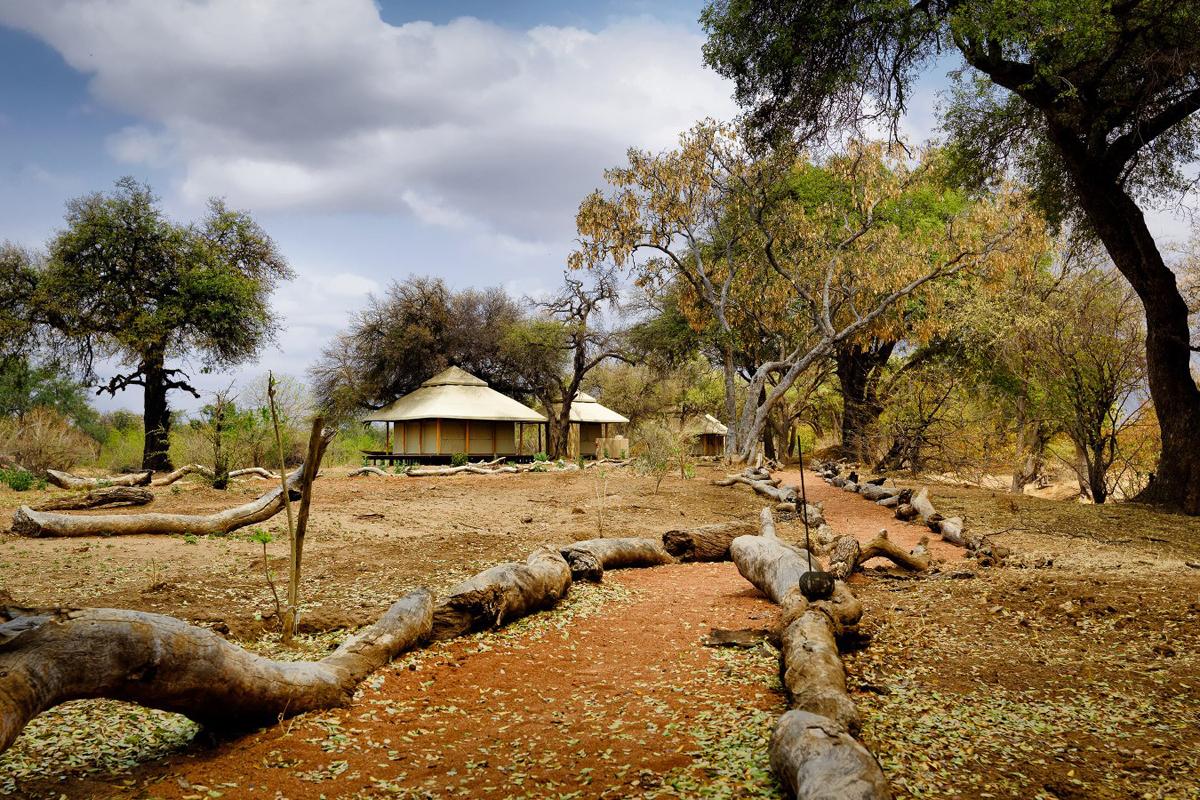 Koro River Camp Botswana