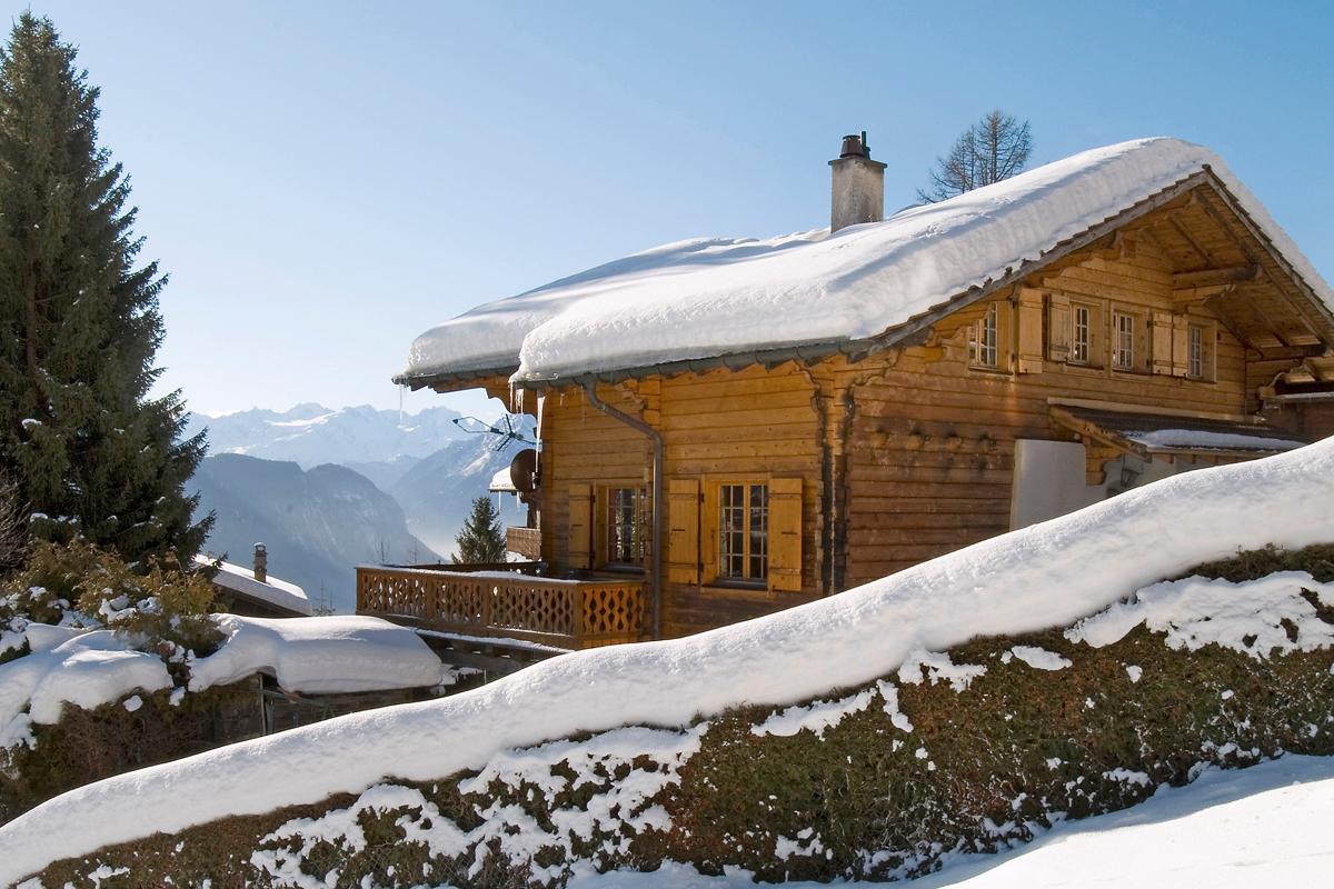 Interhome Vakantiewoning in Zwitserland