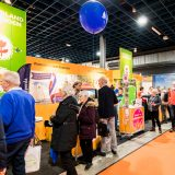 Vakantiebeurs thema unit Nederland straatje